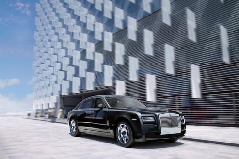 2011, année exceptionnelle pour les voitures de luxe