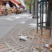 La chasse aux mégots est ouverte à Paris