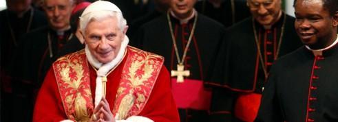 Le printemps arabe inquiète Benoît XVI