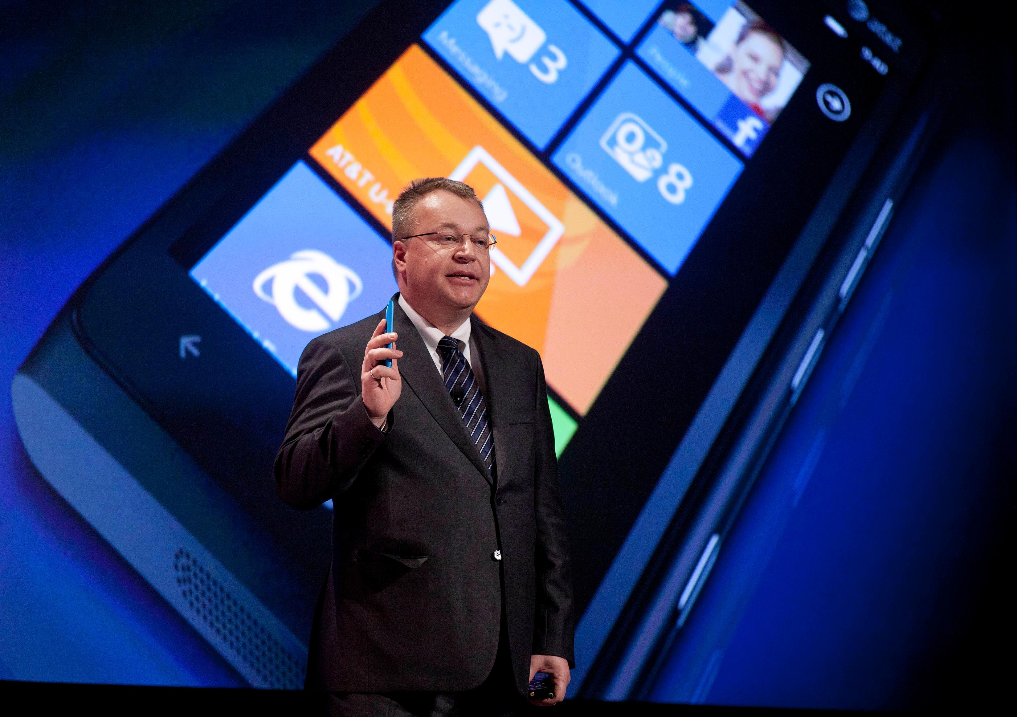 Microsoft et Nokia dévoilent le Lumia 900