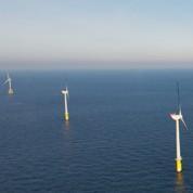 Remise des offres pour l'éolien en mer