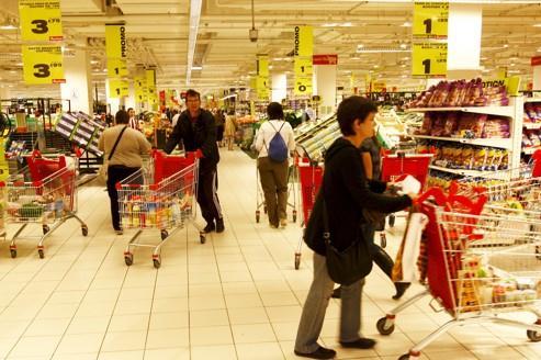 Les prix ont augmenté de 4,4% en 2011