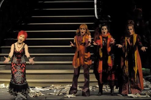 Opéra : Manon massacrée à Bastille