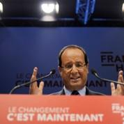 Hollande : un slogan très mitterrandien
