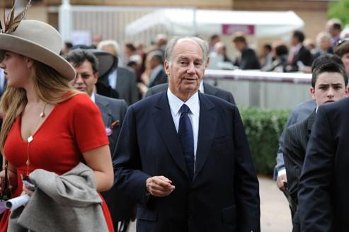 L'Aga Khan refuse un divorce à 60 millions