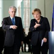 Crise de la dette : Monti tente d'adoucir Merkel