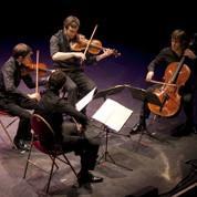 Les quatuors français tiennent la corde