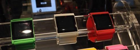 Les montres connectées s'exposent au CES