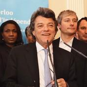 Borloo salue le «virage social» de la majorité