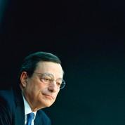 Draghi se distingue de l'ère Trichet