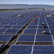 Les énergies vertes rebondissent en Bourse