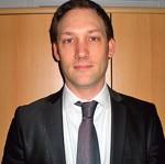 Etienne Paris, directeur du département commercial d'Experts.
