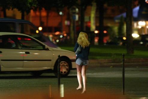 manifestation prostituées 2012
