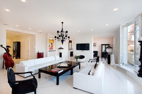 immobilier les quartiers pr f r s des riches trangers. Black Bedroom Furniture Sets. Home Design Ideas