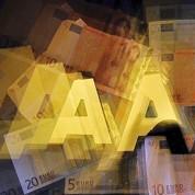 S&P confirme la perte du AAA français