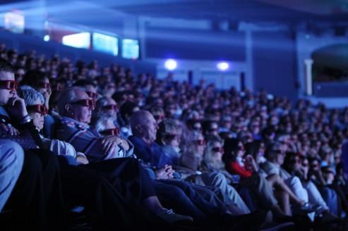 Les spectateurs sont lassés de payer plus cher le cinéma 3D