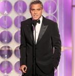 George Clooney a salué ses concurrents malheureux