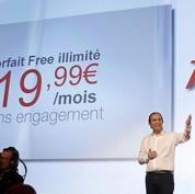 Free Mobile : bientôt le million d'abonnés