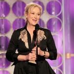 Ayant oublié ses lunettes, Meryl Streep a dû prononcer de mémoire son discours de remerciements.