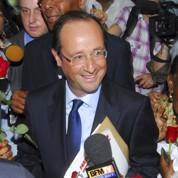 Hollande,«candidat de l'espérance lucide»