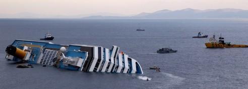 Concordia : le scénario du naufrage<br/>