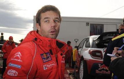 Tapis rouge pour Loeb ?
