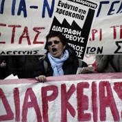 Grèce: nouveau bras de fer sur la dette