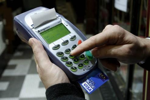 Les paiements par carte Visa battent de nouveaux records