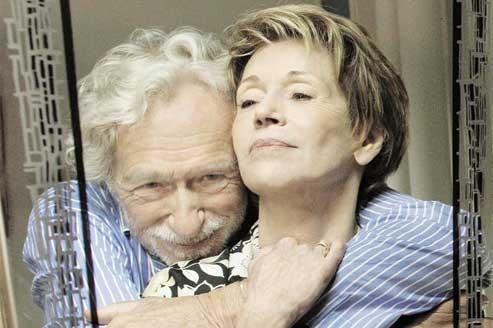 Pierre Richard et Jane Fonda dans Et si on vivait tous ensemble? de Stéphane Robelin. (Les Films de la Butte/Manny Films/Bac Films