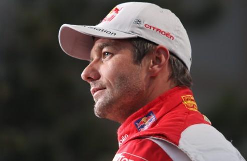 Sébastien Loeb : Monte-Carlo, «un rallye casse-gueule»