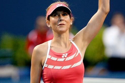 Monica Seles: «Bartoli est une sacrée battante»