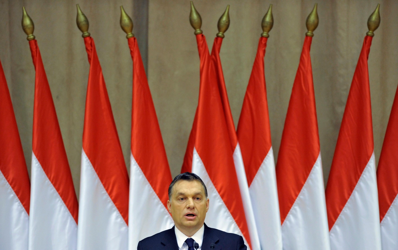 Viktor Orban vient affronter l'Europe à Strasbourg