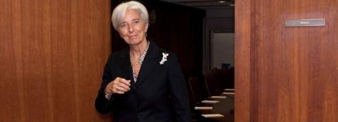 Le FMI cherche 500 milliards de dollars<br/>pour la zone euro<br/>