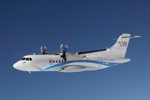 En 2011, ATR a volé de succès en succès