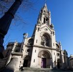 L'église Notre-Dame-de-la-Croix.