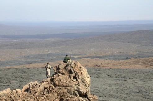 Cinq touristes européens tués dans le désert Afar
