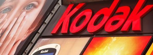 Kodak se déclare en faillite<br/>