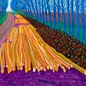 David Hockney fait son sacre du printemps