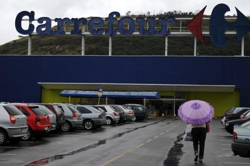 Carrefour déçoit, Casino rassure