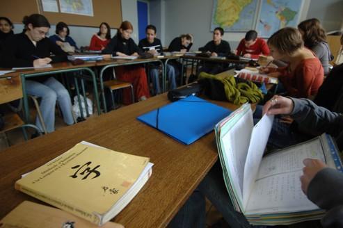 La vogue du chinois s'amplifie dans les écoles