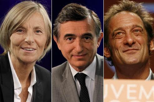 Les galaxies du candidat François Bayrou