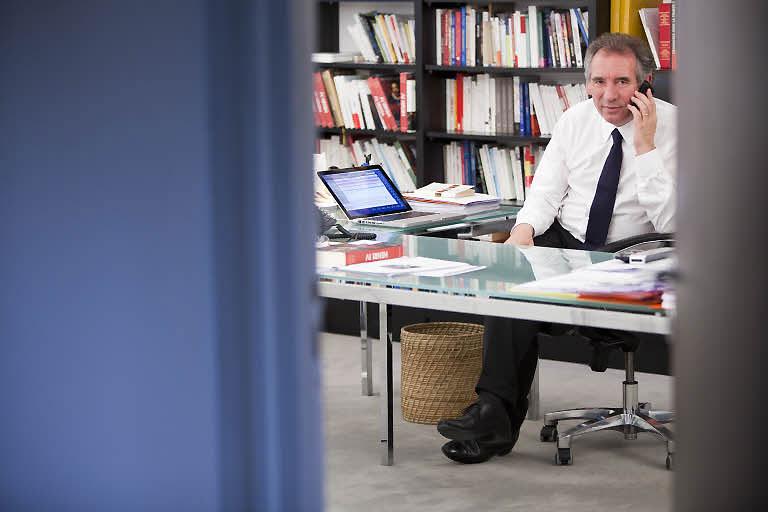 Bayrou : terroir et high-tech