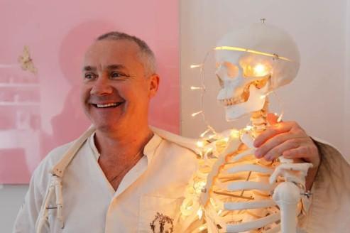 Damien Hirst, la mort annoncée de l'artiste
