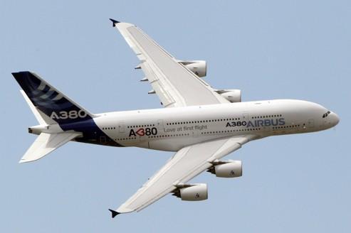 Airbus contrôlera les 21 A 380 affectés par des fisssures