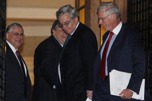 La Grèce proche d'un accord avec ses créanciers
