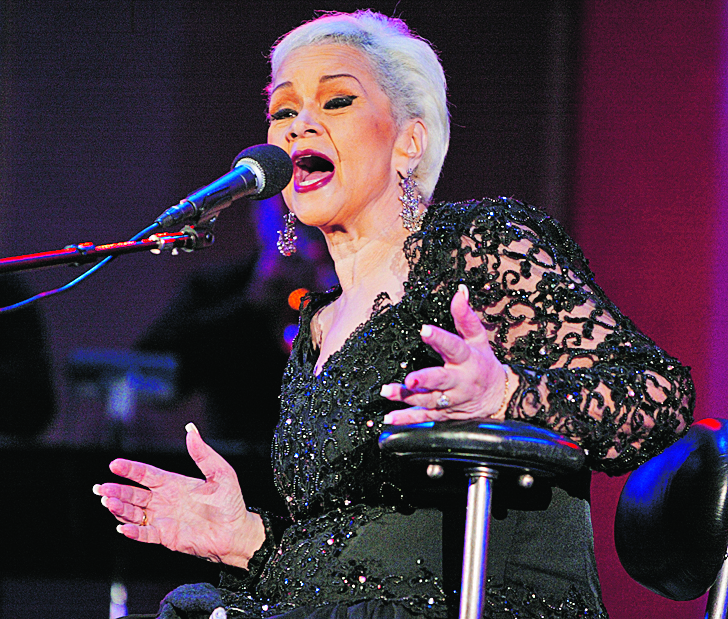 Etta James, grande dame du blues