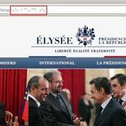 Les Anonymous visent le site de l'Élysée
