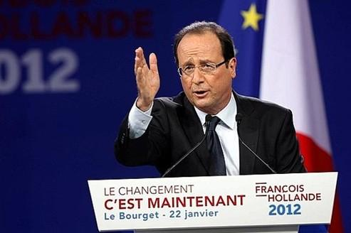 Conjoncture : Les propositions économiques faites par François Hollande