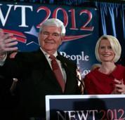 La victoire de Gingrich contre les élites