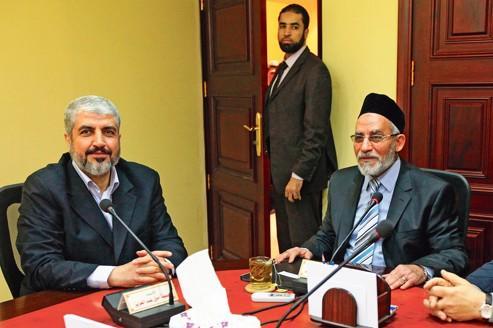 Le Hamas palestinien en proie à la division